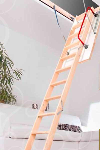 Çatı Merdiveni Uygulamaları1