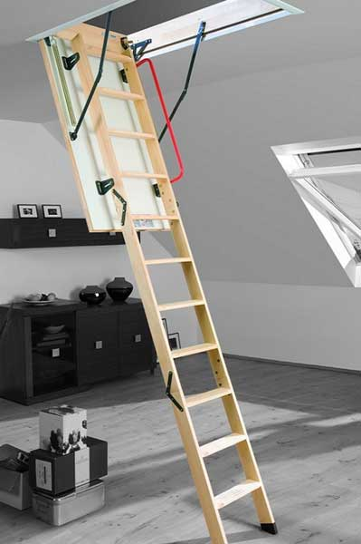Çatı Merdiveni Uygulamaları2
