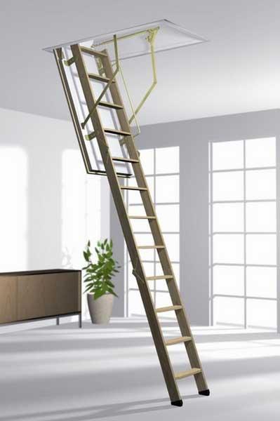 Çatı Merdiveni Uygulamaları3