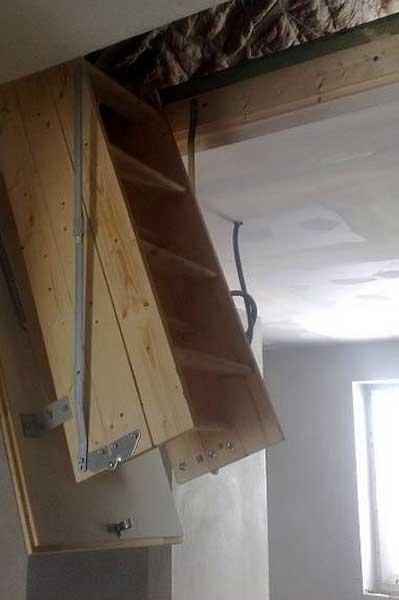 Çatı Merdiveni Uygulamaları4