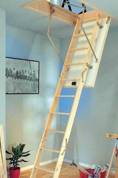 Çatı Merdiveni Uygulamaları5