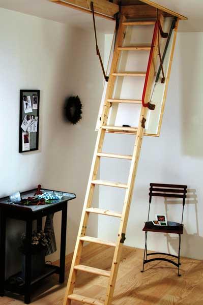Çatı Merdiveni Uygulamaları8
