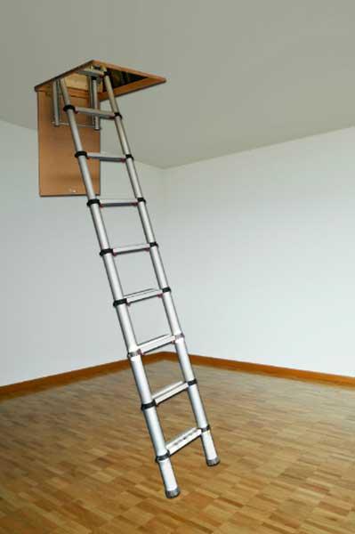 Çatı Merdiveni Uygulamaların