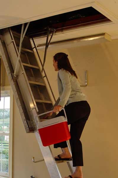 Çatı Merdiveni Uygulamasi3