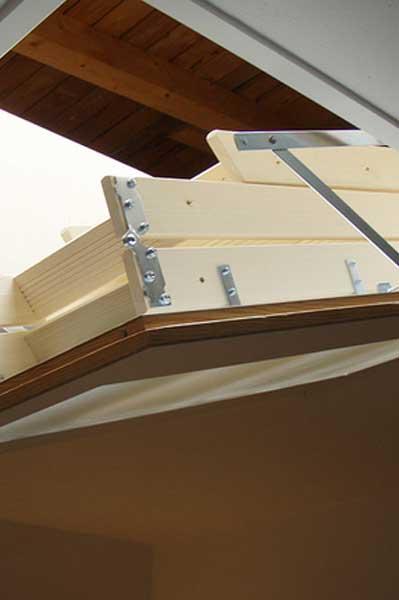 Çatı Merdiveni Uygulamasi6