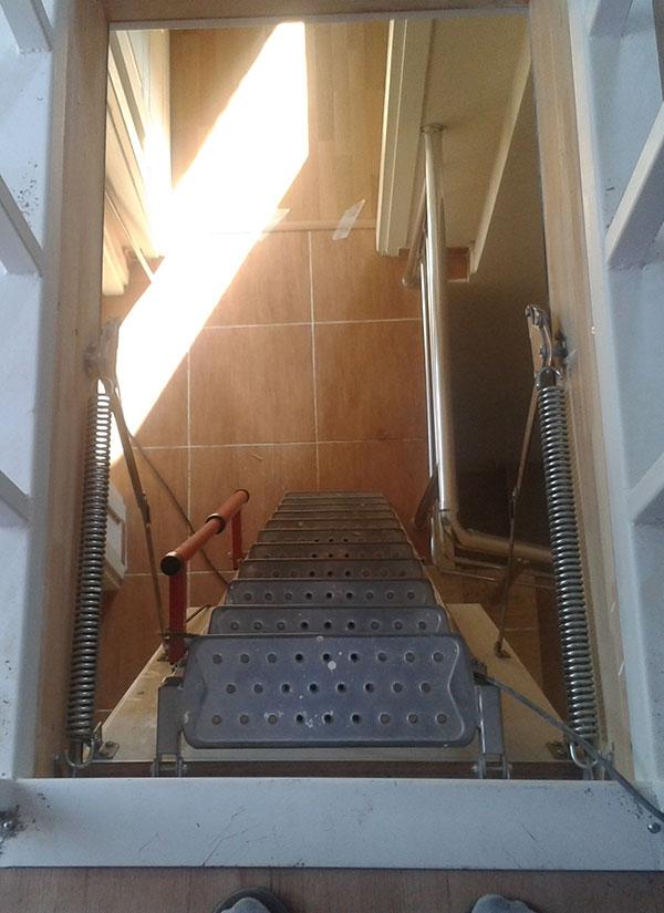 Fakro LMK Metal Merdivenler